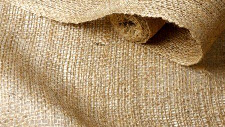 Hessian Cloth & Bag